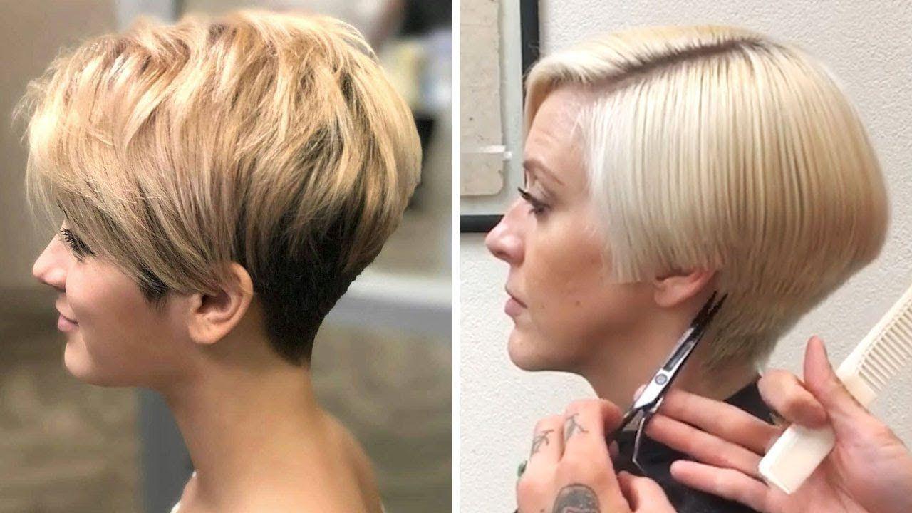 New Trendy Pixie Hairstyles 2020 Top 12+ Short Bob