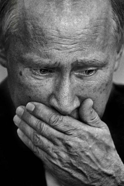 фото Александра Петросяна, - настоящий реальный путин ...