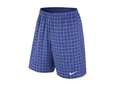 precio de descuento estilo distintivo mejor servicio Nike 23cm Court Plaid Pantalón corto de tenis - Hombre ...