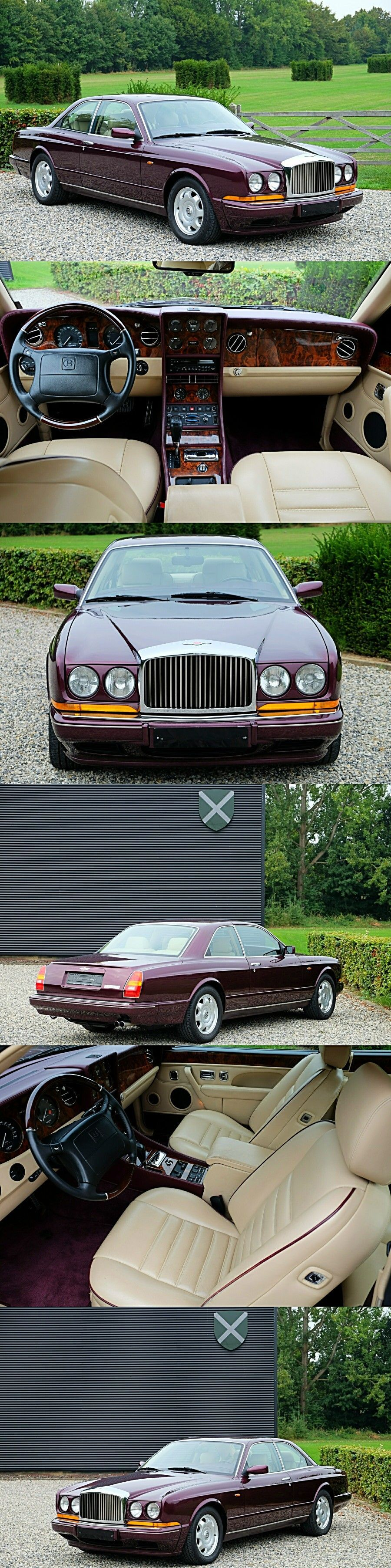 1992 Bentley Continental R rollsroycevintagecars cars