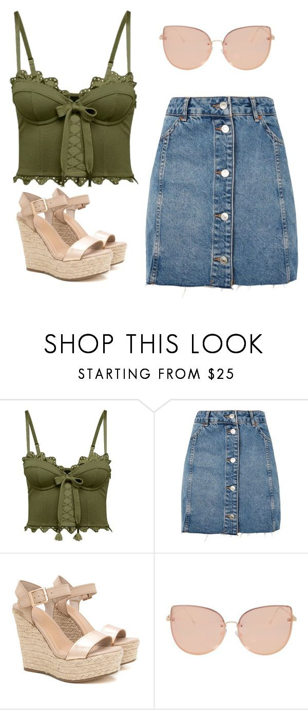 """f"" by flyyyyyyy ❤ liked on Polyvore featuring Puma and Topshop"