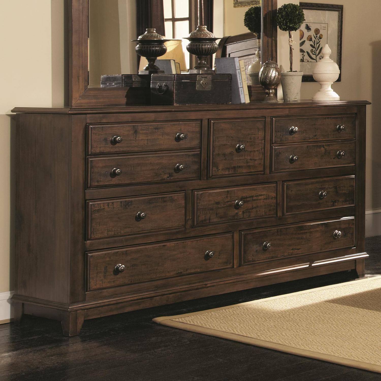 Laughton Queen Size Bed 203261q Coaster Furniture Modern Beds Rustic Dresser Coaster Furniture Furniture [ 1500 x 1500 Pixel ]