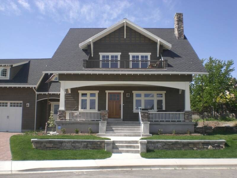 40 best Arts Crafts House exteriors images on Pinterest