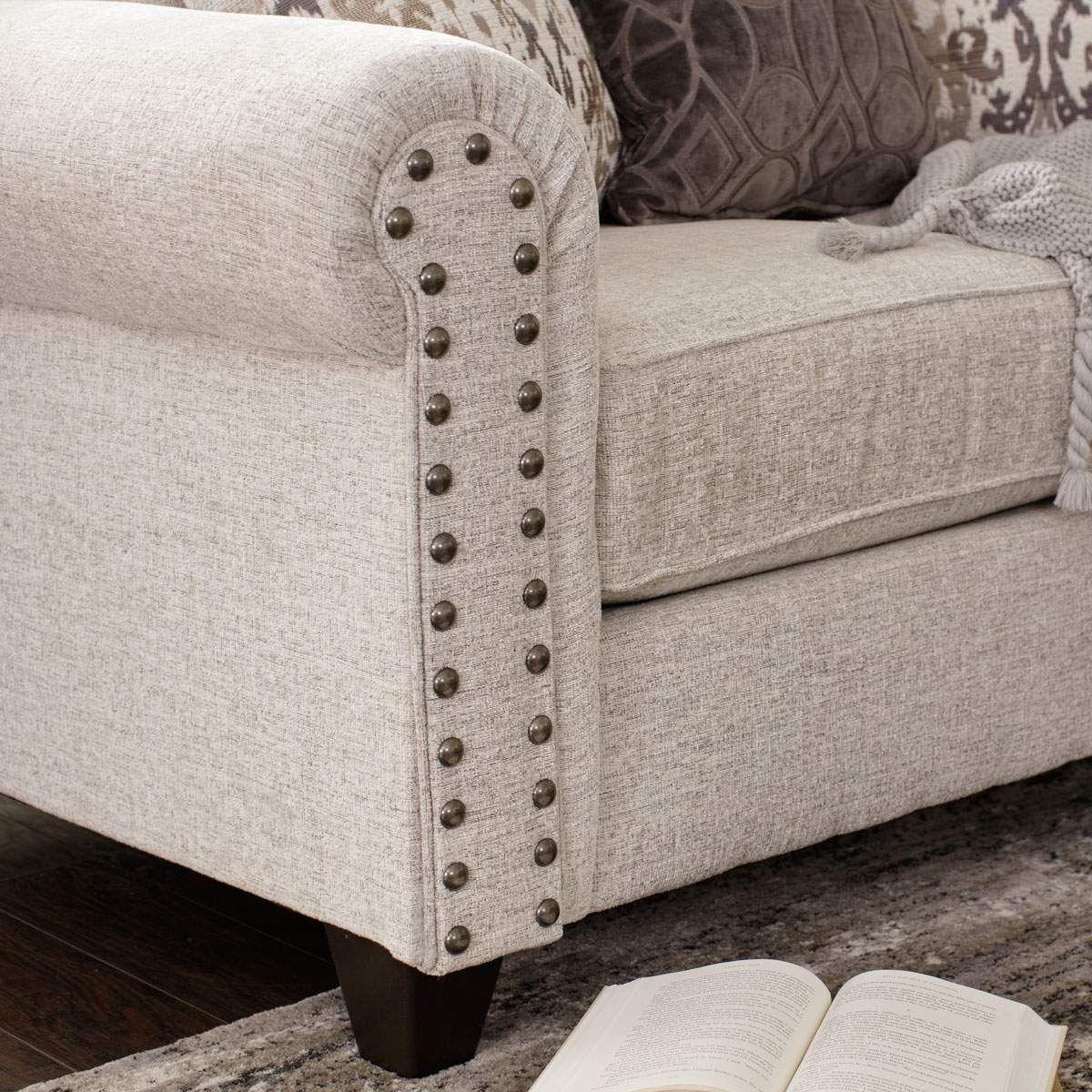 Excellent Paula Linen Sofa Loveseat In 2019 Things I Want Short Links Chair Design For Home Short Linksinfo
