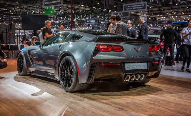 2017 Chevrolet Corvette Grand Sport Photos And Info News Car Driver