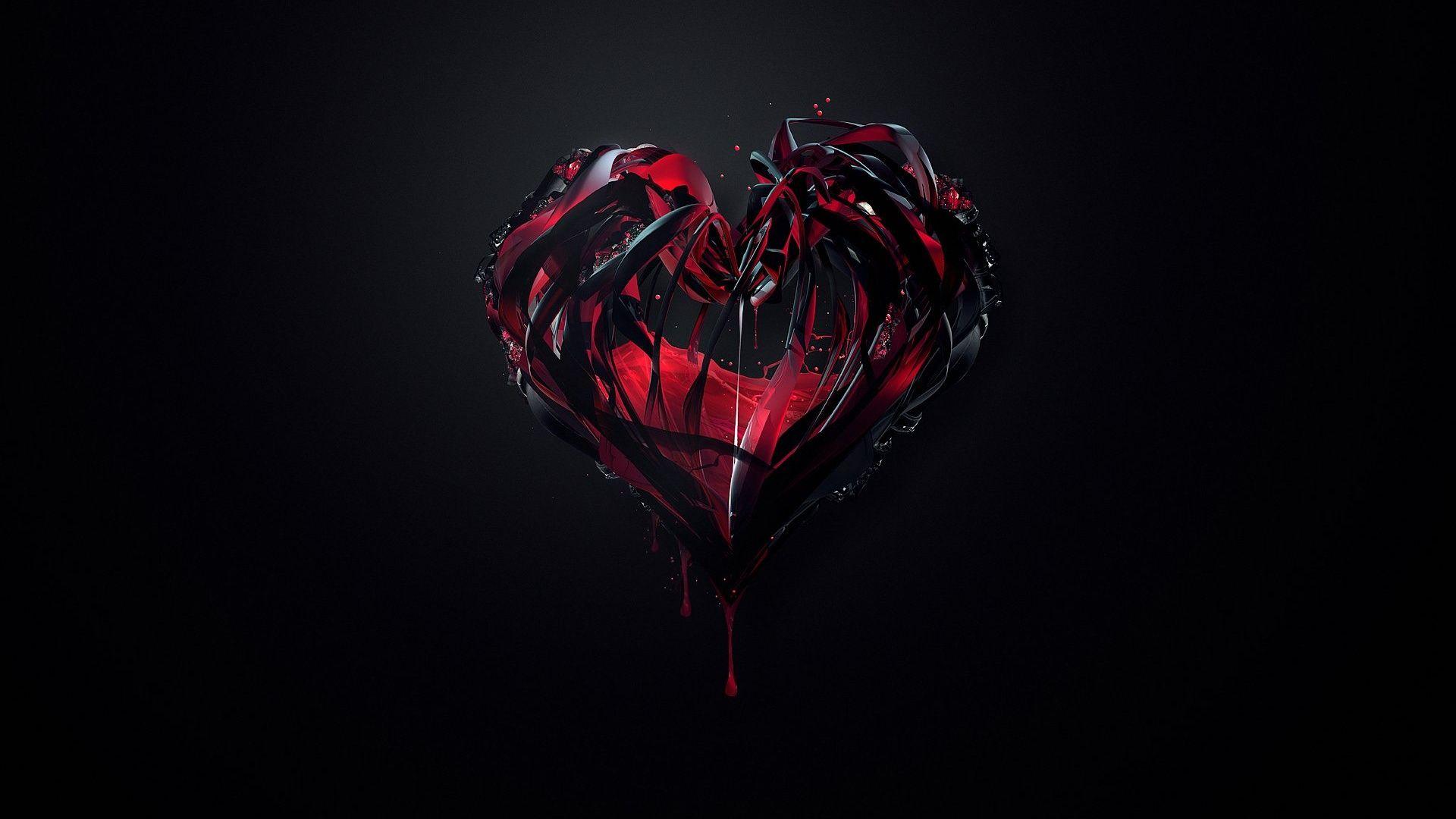 Abstract Heart Creativity Pinterest
