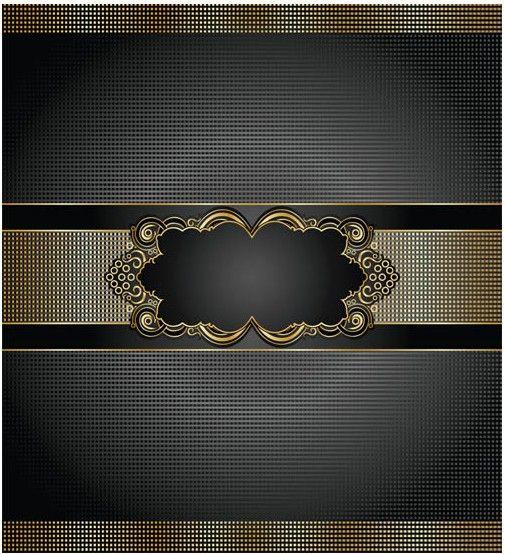 Golden Backgrounds vector Tła złote in 2018 Pinterest