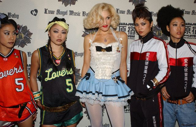 Image Detail For Harajuku Lovers Pictures Gwen Stefani And
