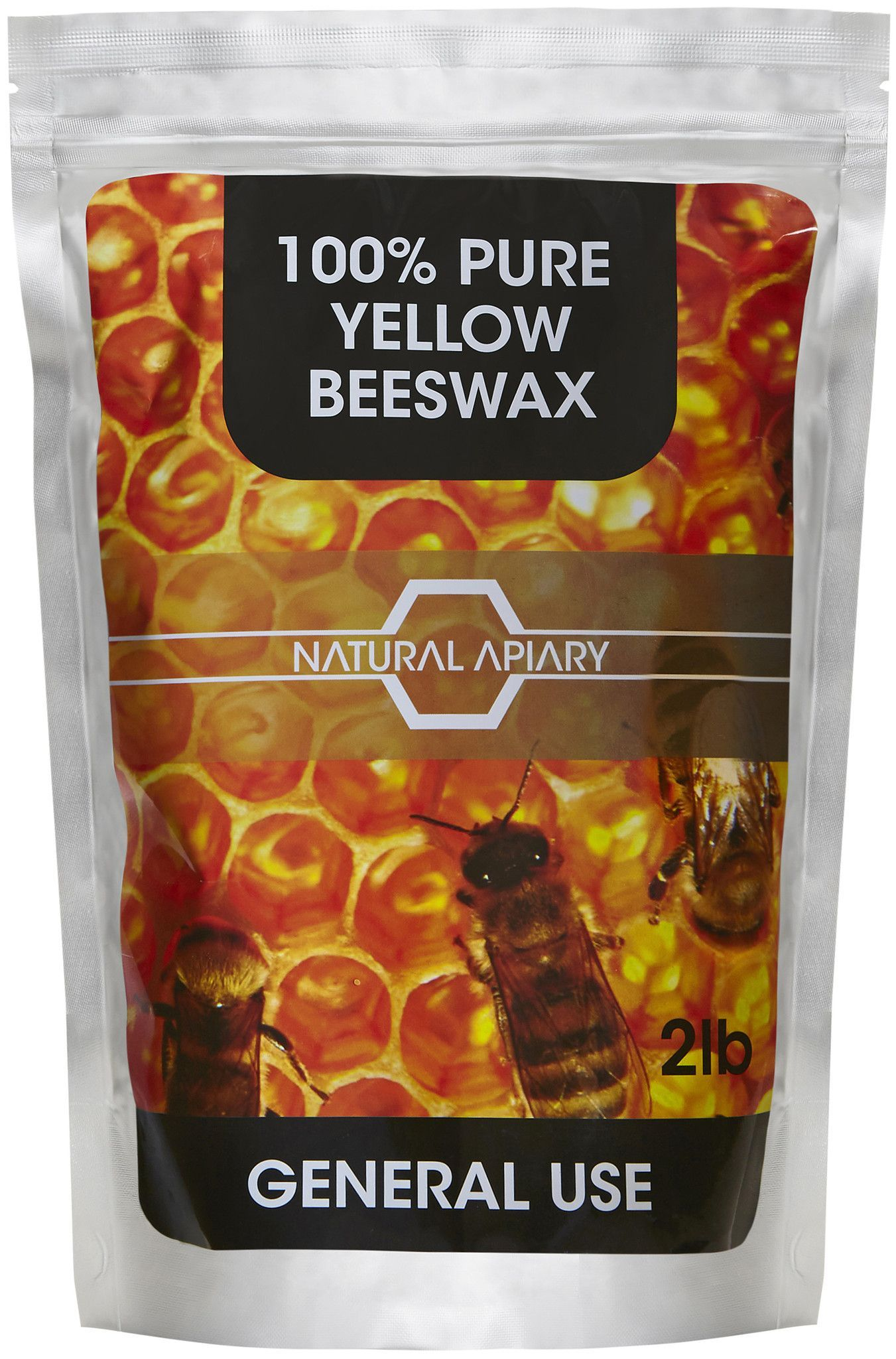 PURE BEESWAX PELLETS GENERAL USE Candle Making Lotions
