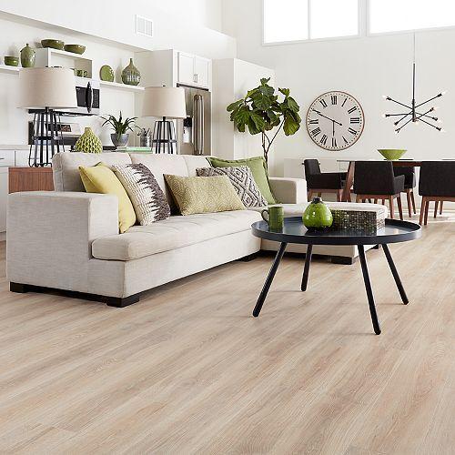 Crema Oak Pergo Portfolio Wetprotect Laminate Flooring
