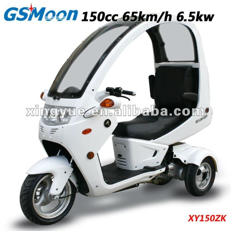 150cc Swing Structure Top Roof 3 Wheels Gas Scooter Buy Gas Scooter Cheap Gas Scooters Three Wheel Gas Scooters Produc 150cc Gas Scooter Motorcycles For Sale