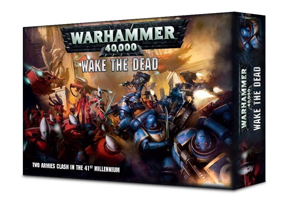 New Games Workshop Unopened Warhammer 40k Start Collecting Blood Angel
