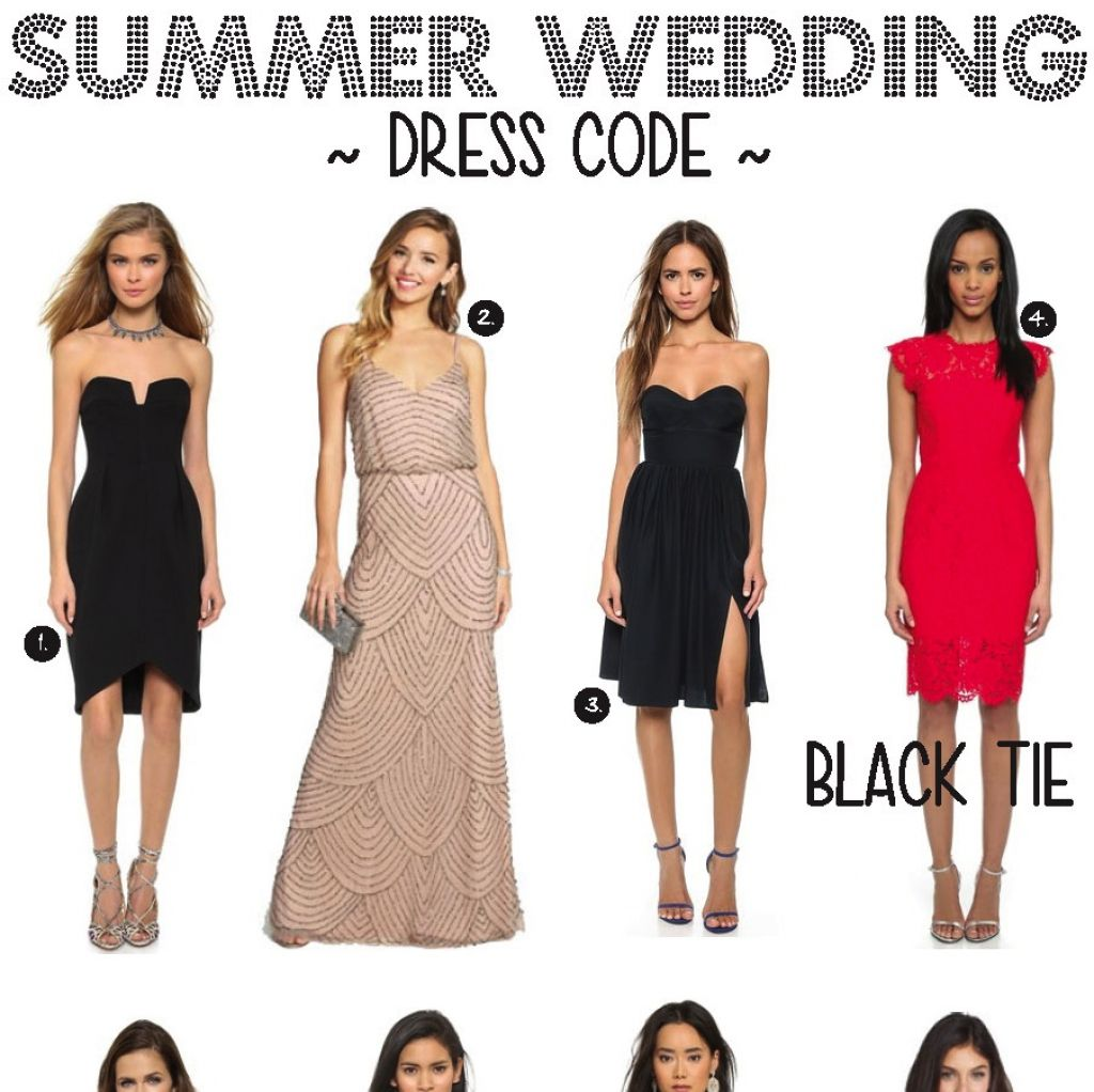 Dresses To Attend Wedding