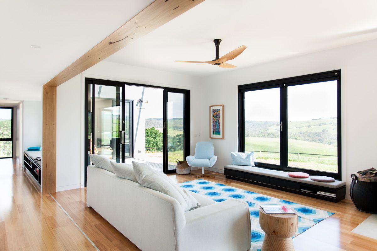 Flinders House #ArchiBlox #Prefab | OFFICE / LIVING SPACE ...