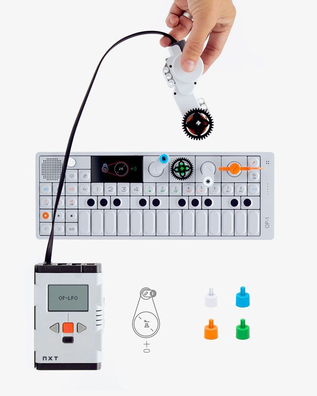 OP-1 Accessories - Teenage Engineering I can't make music