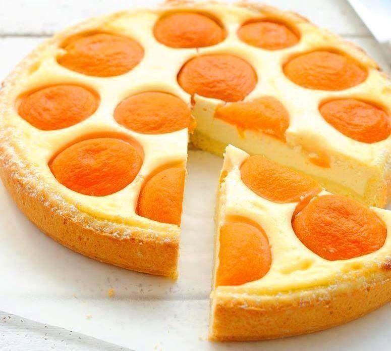 pay de queso con durazno duraznos pinterest brownies cake
