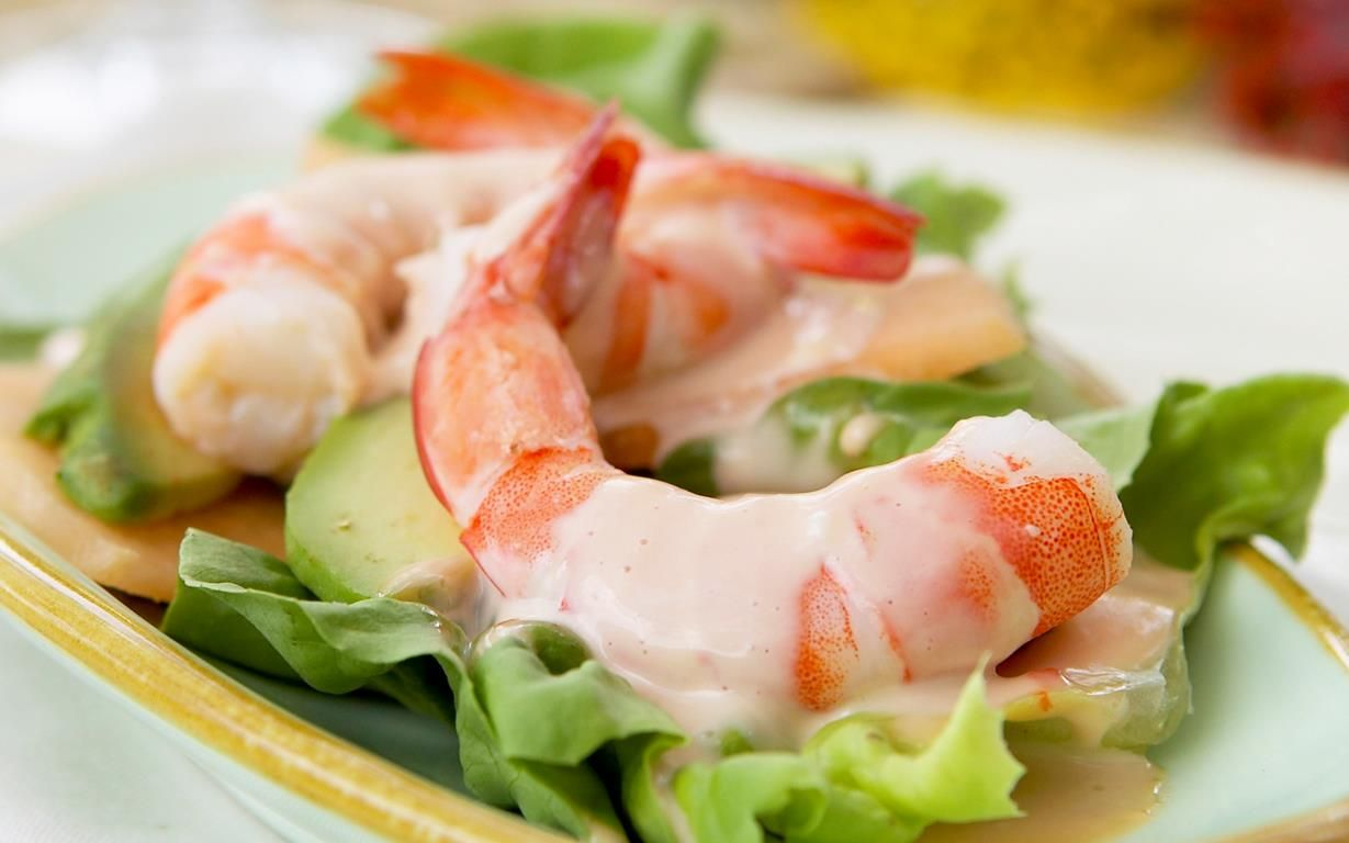Melon and Prawn Starter Recipe recommend