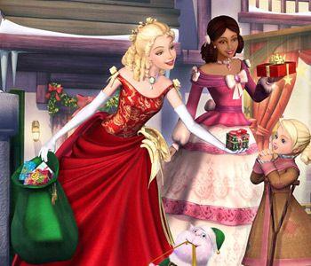 Barbie in a Christmas Carol | Emma's Favorite Things | Pinterest ...
