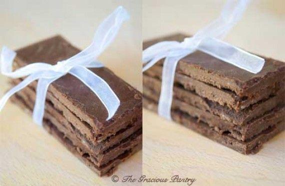 Clean Eating Chocolate Bars