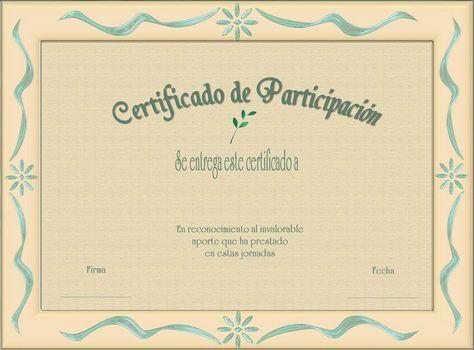 certificados de reconocimiento cristianos Imagen Flores Place