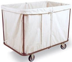 Large Laundry Sorter Delectable Extra Large Capacity Laundry Hamper Cart With 20 Bushel Bag Inspiration Design