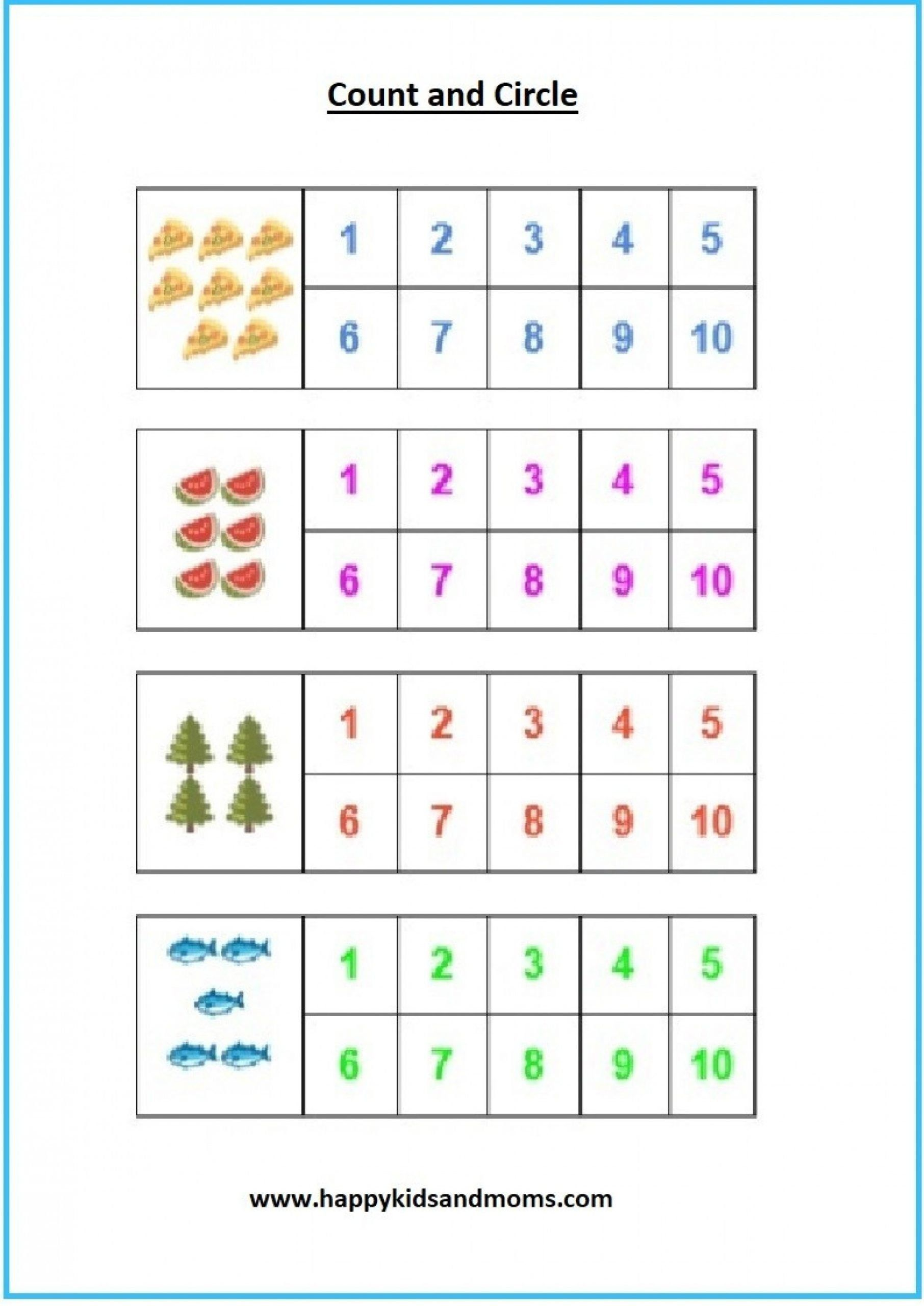 Kindergarten Math Worksheet Kindergarten Math