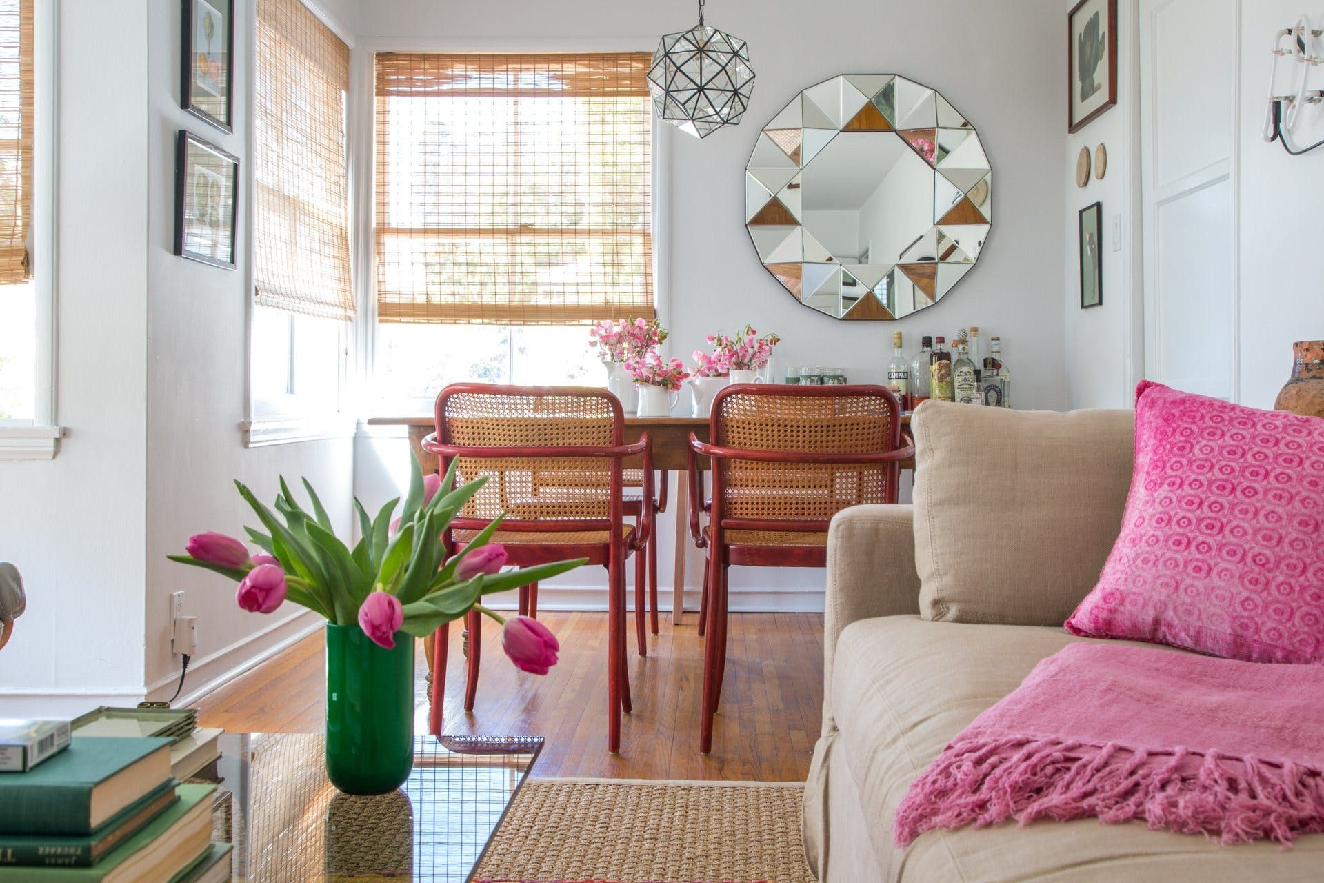 Instant Style Upgrade 20 Mirrors Worth A Second Look Mirror Decor Home Beautiful Apartments