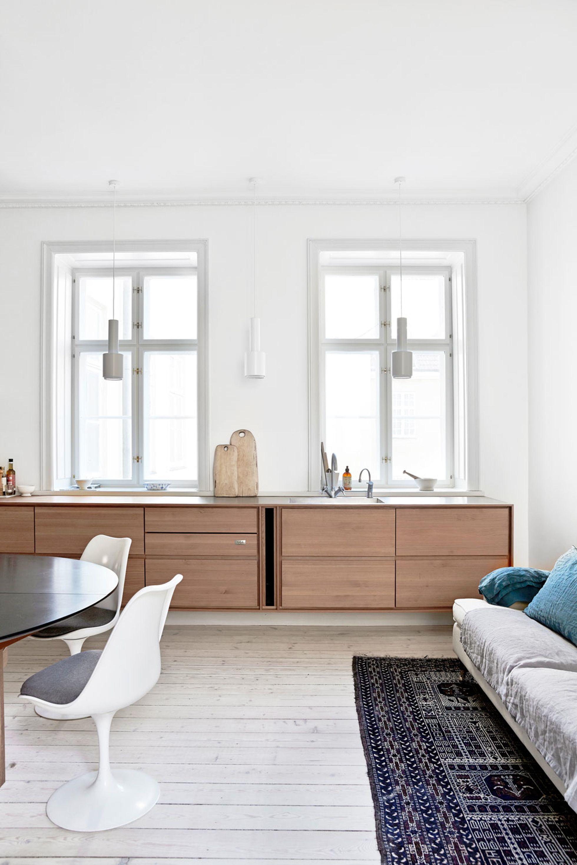 Bli Med Hjem Til Mette Heiberg Bo Bedre No Scandinavian Kitchens