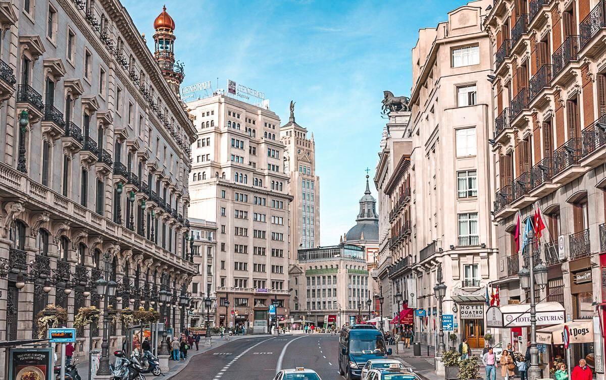 10 Amazing Things To Do In Madrid Fashion Blog By Franziska Nazarenus Unternehmungen Madrid Sehenswurdigkeiten