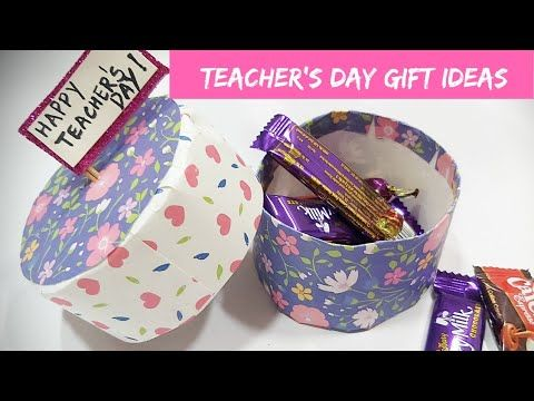 Teachers Day Gift Ideas | Teachers Day Ideas Easy | Teachers day card | ... #teachersdaycard