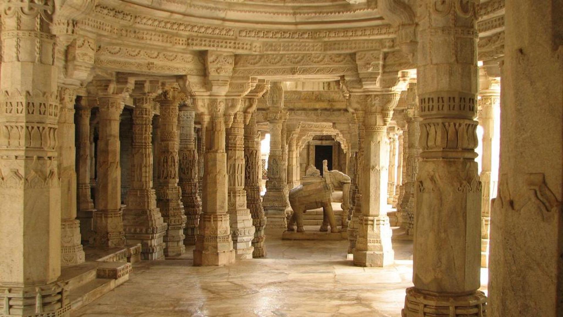 Ranakpur Jain Temple India Wallpaper
