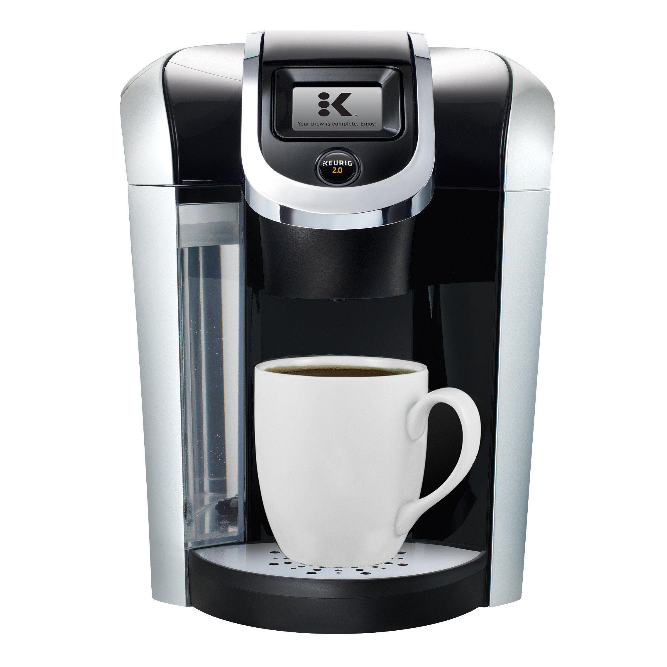 K475 keurig 20 brewer single serve coffee makers