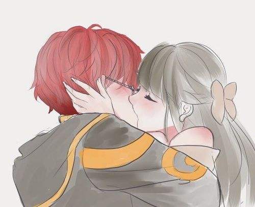 รูปภาพ mystic messenger and luciel choi