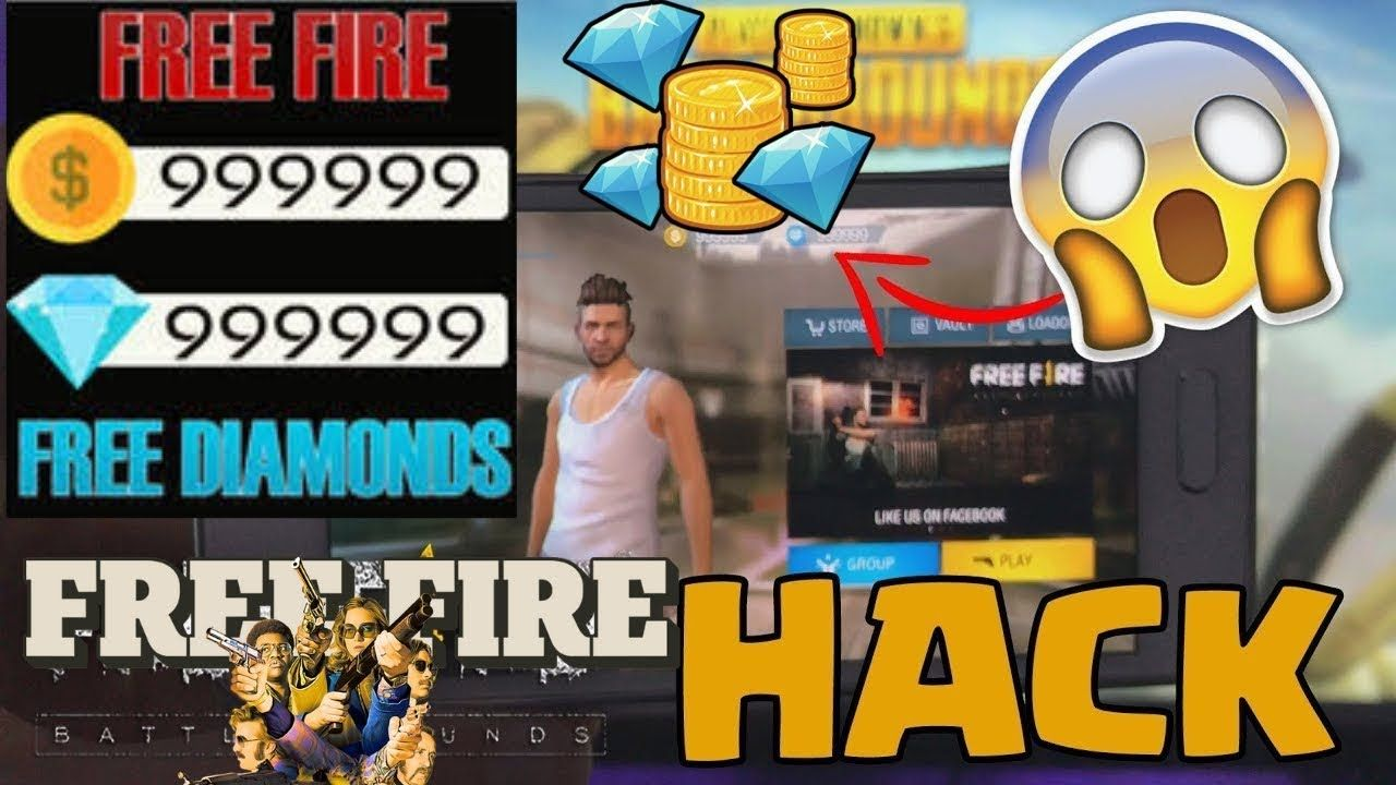 hack free firehow to hack free fire game🔥🔥🔥 Diamond