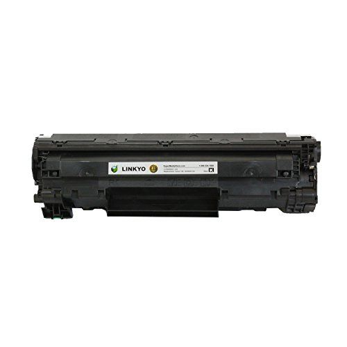 2-Pack LINKYO Compatible Toner Cartridges Replacement for Canon 128 (Black)  LINKYO compatible Canon 128 black toner cartridges 2 pack is the complete printing solution for your Canon laser printer, delivering an estimated print yield of 2,100 pages per cartridge. With our 2 Year Quality Guarantee, if you receive a defective product, you can return the product for a full refund. Return shipping is absolutely FREE. This multipackt will work with the following Canon Printers – Canon Im..