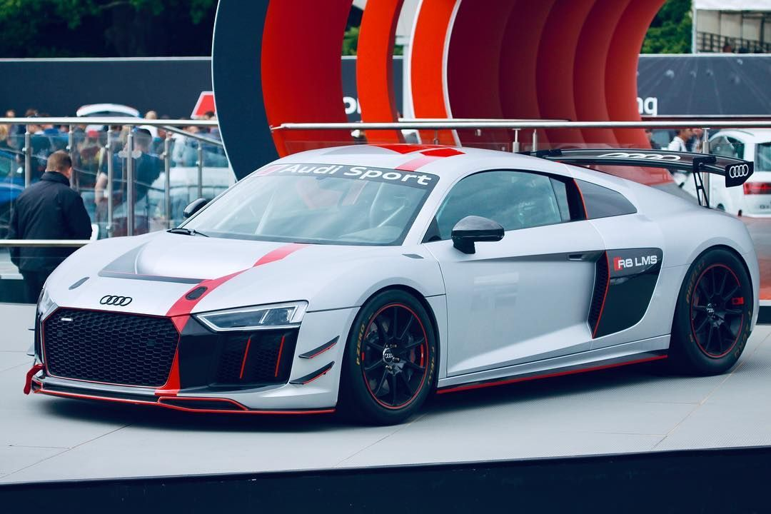 The Audi R8 Lms Gt4 Is The Most Recent Track Weapon Audi Sport Have