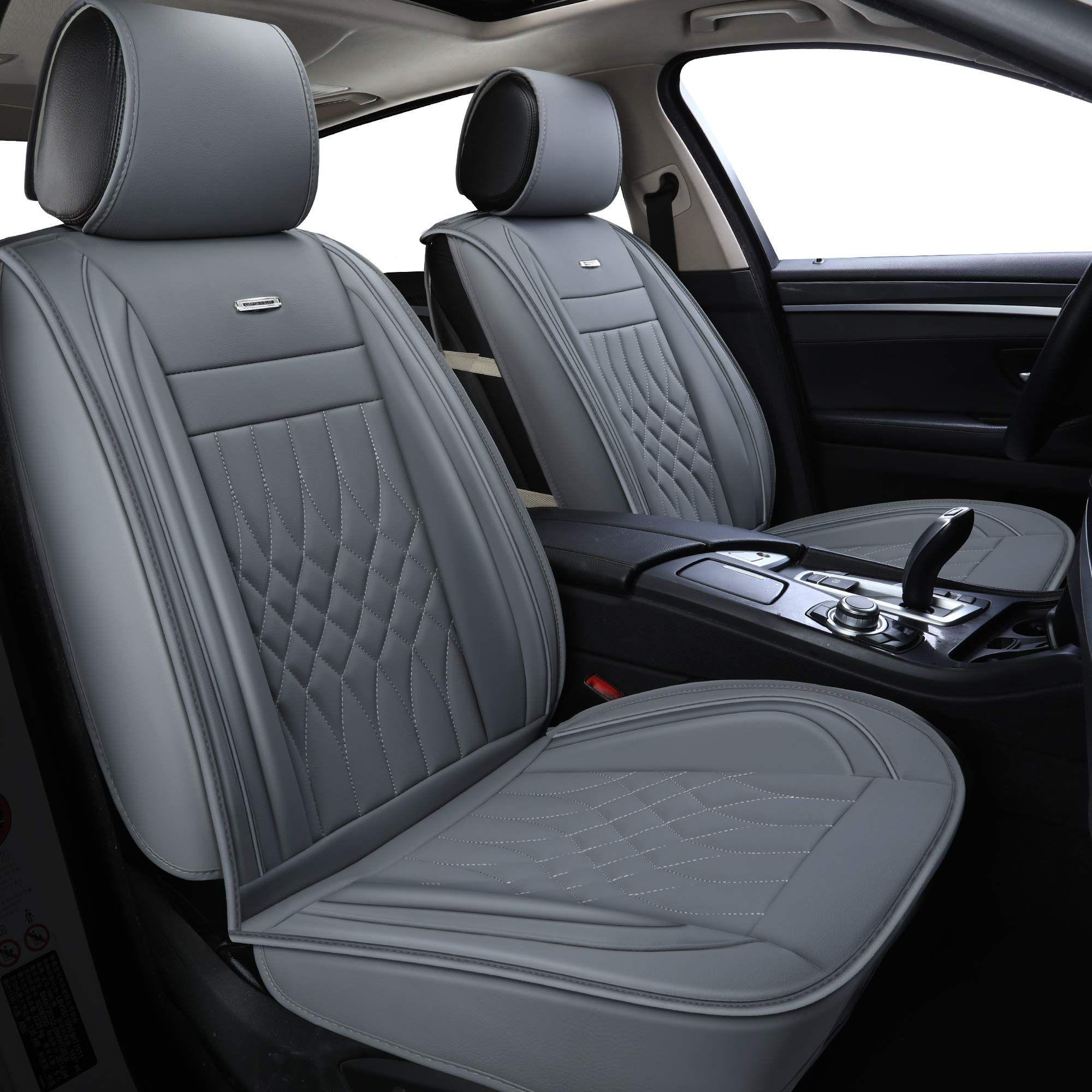 Car seat covers fit Subaru Outback black  leatherette full set