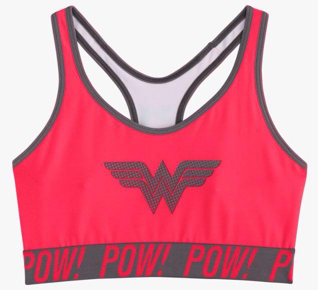 93b203980ba41 Under Armour Womens Transform Yourself Pop Art Wonder Woman Sports ...