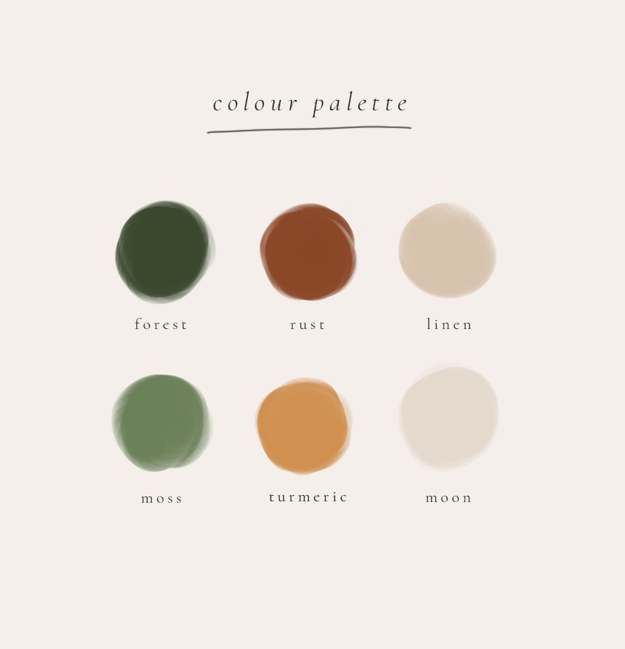 colour palette - autumn | Color palette interior design, Paint color inspiration, Fall color palette
