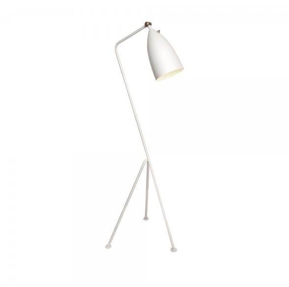 Grasshopper Floor Lamp | Floor lamp, Bulbs and Living rooms