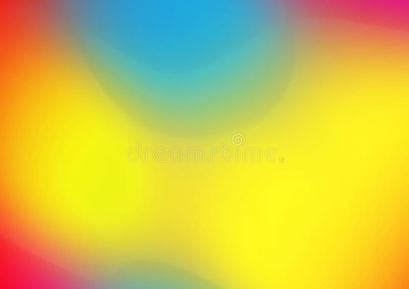 Red Orange Yellow Blue Bright Gradient Colorful Horizontal Banner Watercolor Textu Banner Background Images Banner Background Hd Watercolour Texture Background Banner multicolor background hd images