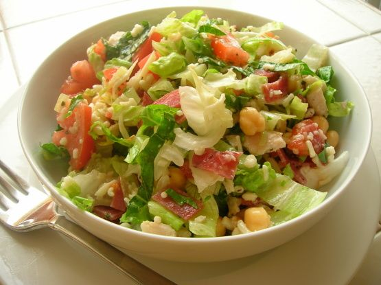 California Pizza Kitchen Chopped Salad Recipe Dressing, Pizza