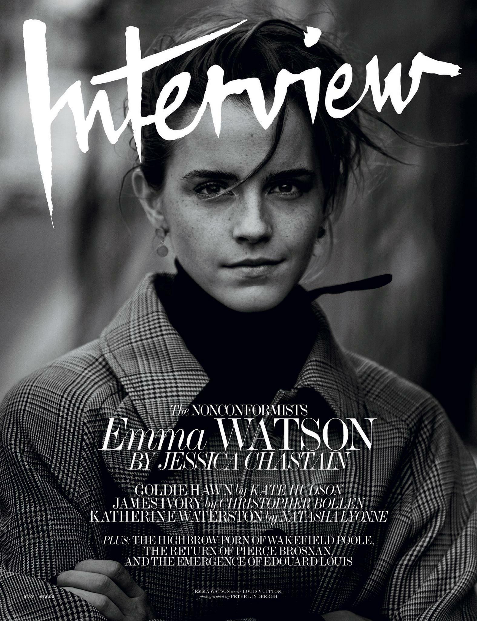 Peter lindbergh image by Taika on Emma Watson Emma