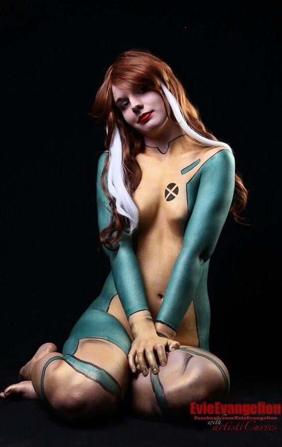 Rogue gallery erotic