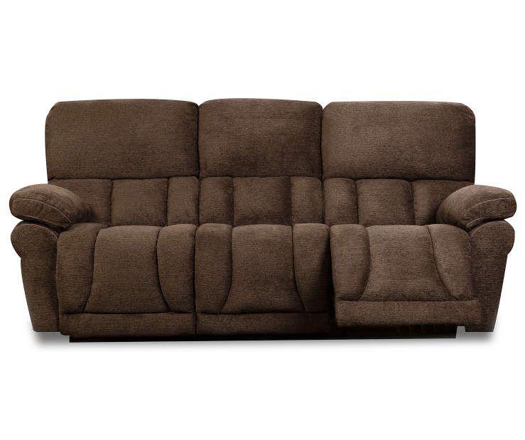 Admirable Stonehill Chocolate Brown Motion Sofa 3026 Sofa Download Free Architecture Designs Embacsunscenecom