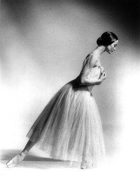Julie Kent. Photo by Roy Round.