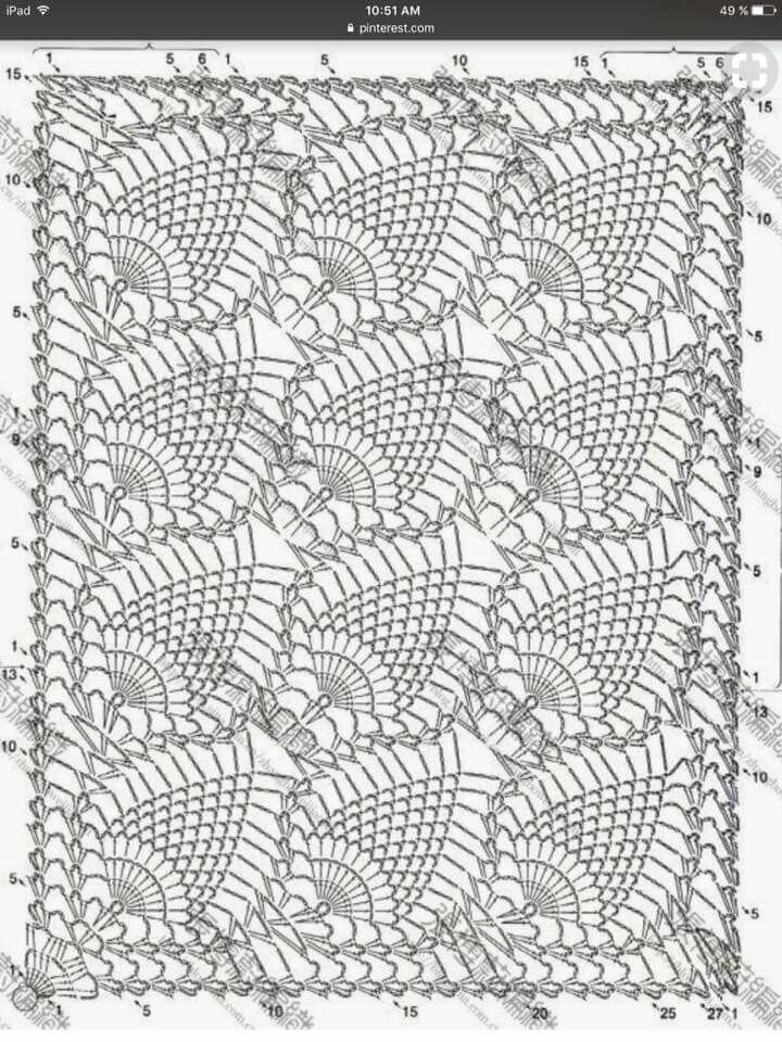 Pin Von Sunny Auf Häkelmuster Pinterest Crochet Crochet