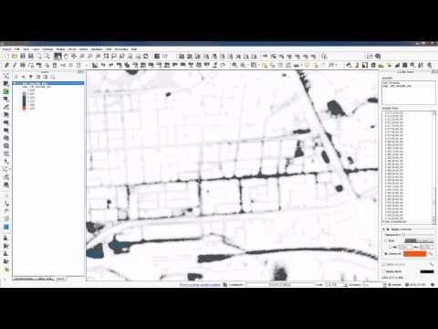 Crayfish plugin for QGIS - Export to Geo-TIFF   Geospatial