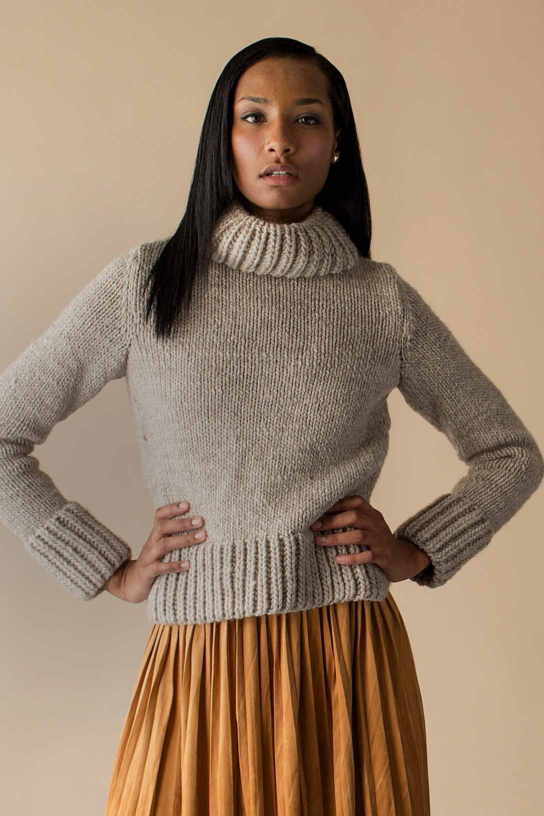knit.wear Wool Studio Vol III: The Michele Wang Collection | Knit ...