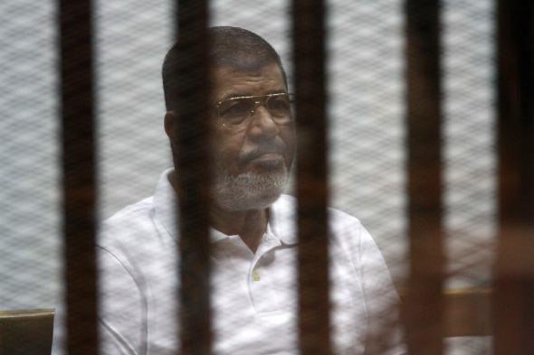 Mursi'den 'müzakereleri reddediyorum'